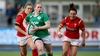 Ireland Women's Squad Selected For Wales Warm-Up Game
