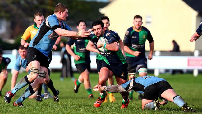 Ulster Bank Bateman Cup/League: Results Round-Up