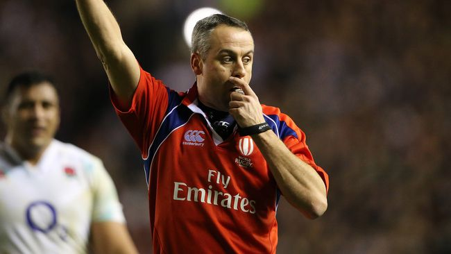 Match Official Appointments Announced For 2018 Six Nations