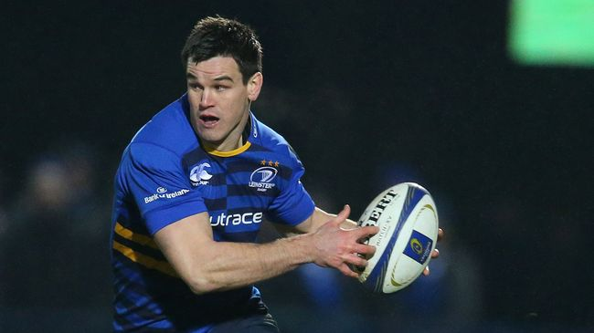 Sexton To Captain Leinster Against Wasps