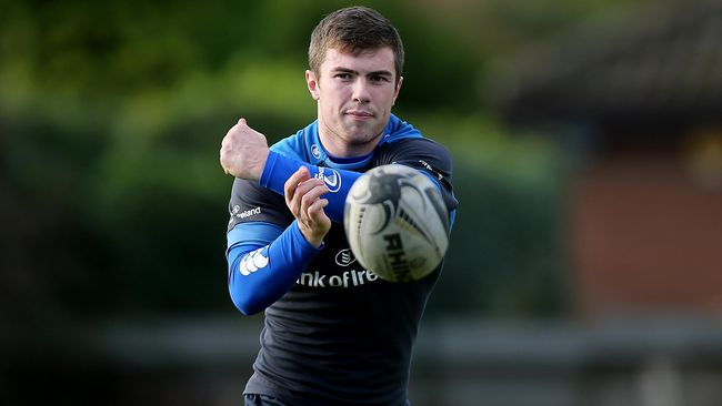 Luke McGrath To Lead Leinster Against Dragons