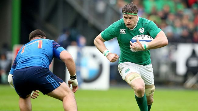 Head-To-Head: Ireland v France