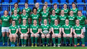 Ireland Women's Captain's Run At Donnybrook, Friday, February 5, 2016