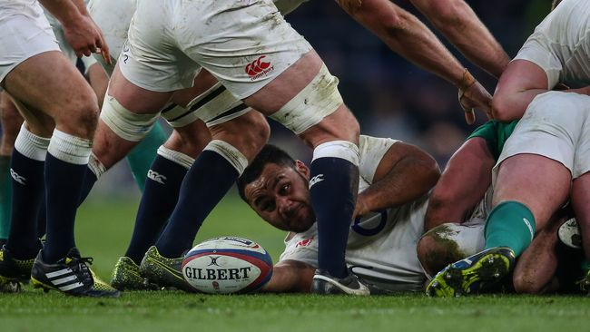 Vunipola And Watson To Start For England