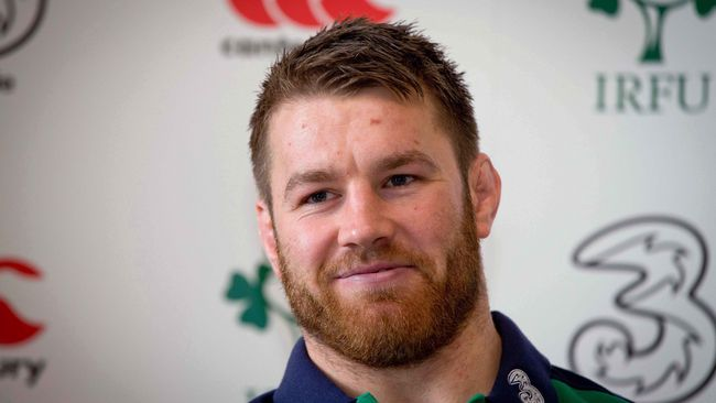 Kearney And O'Brien Back For Ireland