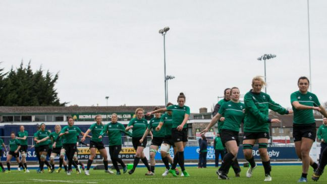 Ireland Women's Squad Announced For One-Day Camp