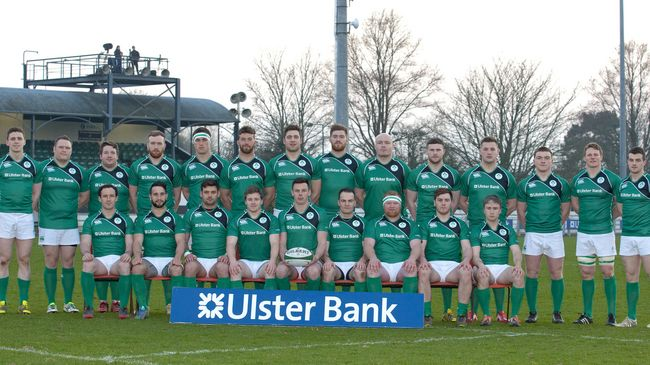Ireland Club International Squad Confirmed For England Counties Clash