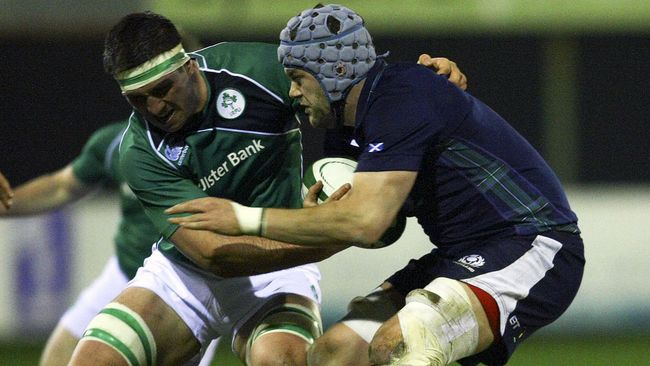 Ulster Bank Club International Preview: Ireland Club XV v Scotland Clubs