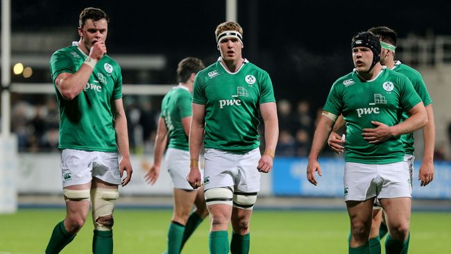 Gallagher Replaces Ryan On Ireland U-20 Bench