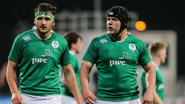 World Rugby Under-20 Championship Preview: Ireland U-20s v Georgia U-20s