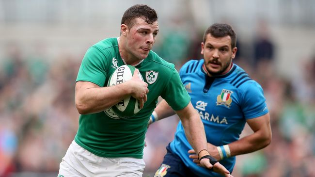 Head-To-Head: Ireland v Italy