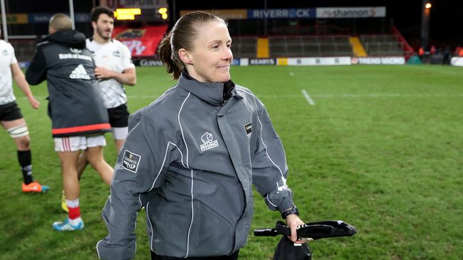 O'Reilly On Duty For Women's Eden Park Clash
