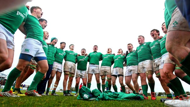 Ireland Under-19 Team Announced For Japan Game