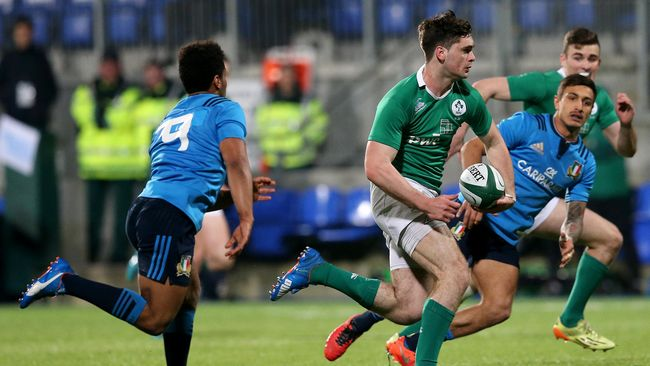 Ireland v Scotland: Facts & Figures