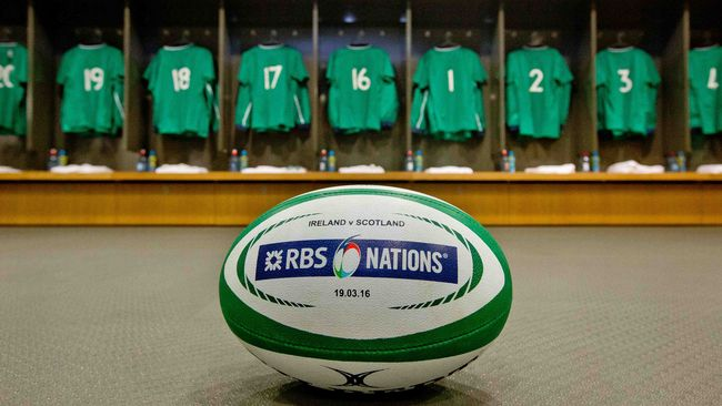 IRFU Live Blog: Ireland v Scotland