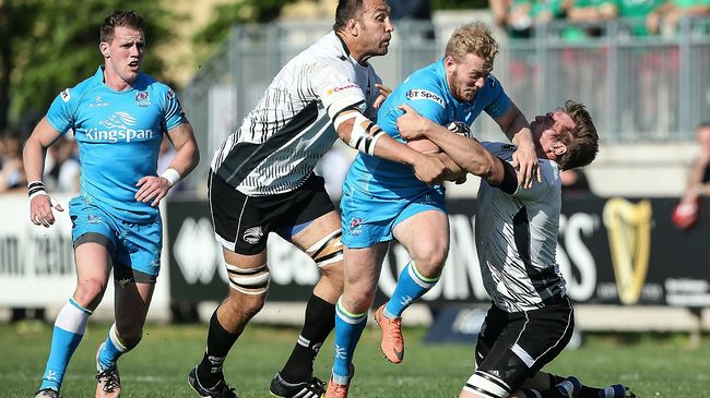 GUINNESS PRO12 Preview: Zebre v Ulster