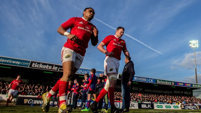 Munster Make Wholesale Changes For Ospreys Clash