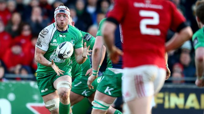 McKeon Comes In For Connacht's Semi-Final Clash With Glasgow