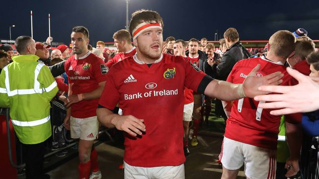 Cronin, Sherry And O'Shea To Start For Munster 'A'
