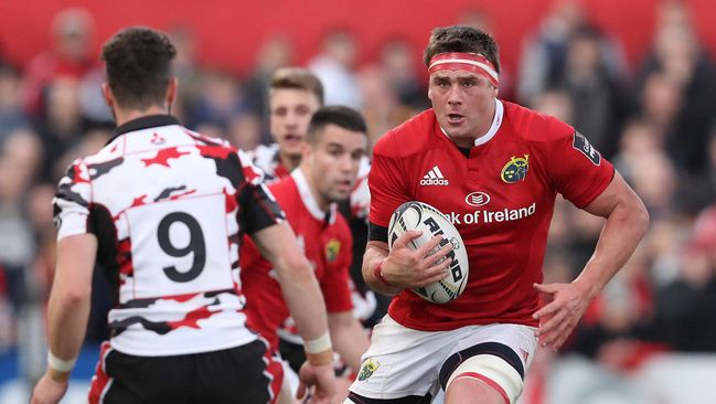 GUINNESS PRO12 Preview: Munster v Scarlets