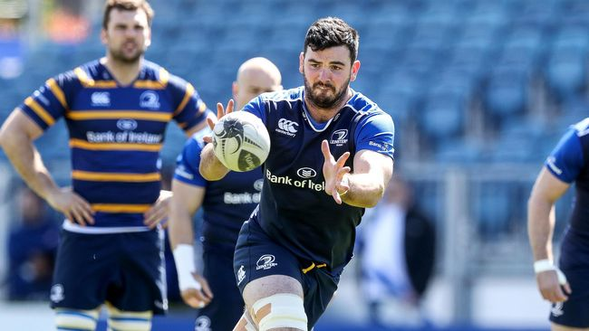 Leinster Make Four Changes For Treviso Tie