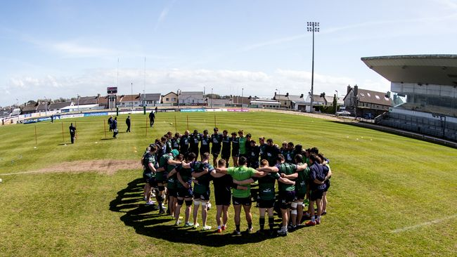 Aki And Healy Available For Connacht's Clash With Glasgow