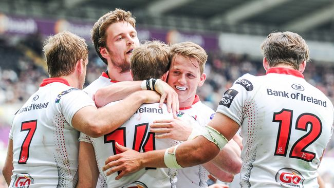 Ulster Confirm Senior Squad For 2016/17 Campaign