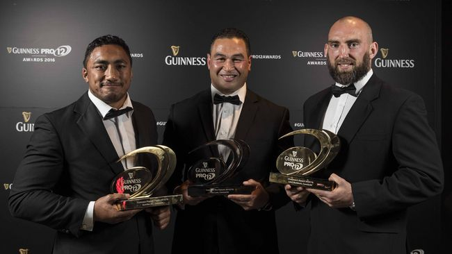 Connacht Lead The Way At GUINNESS PRO12 Awards