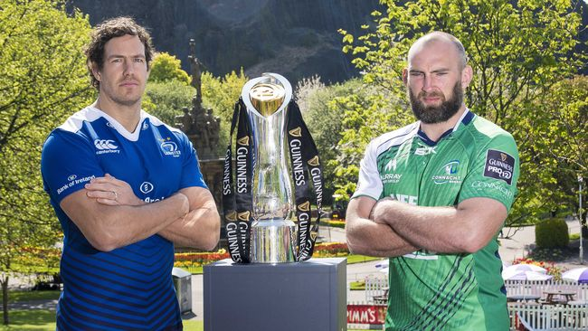 GUINNESS PRO12 Final Preview: Connacht v Leinster