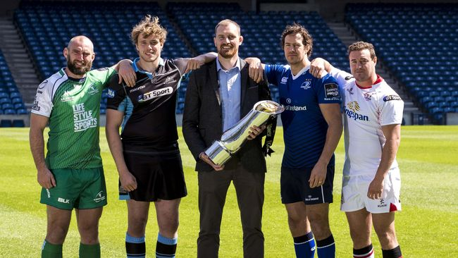 GUINNESS PRO12 Play-Off Teams Make Capital Visit