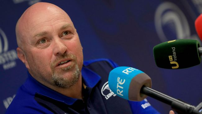 McQuilkin To Leave Leinster For 'Personal Reasons'