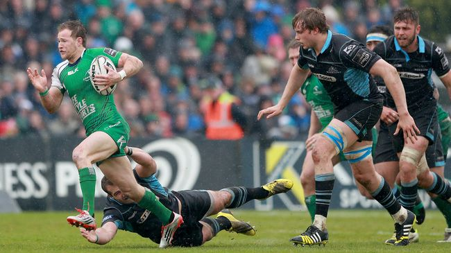 GUINNESS PRO12 Semi-Final Preview: Connacht v Glasgow Warriors