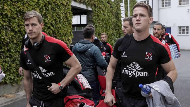 Trimble, Gilroy And Payne To Start For Ulster