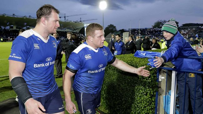 Cronin And Ruddock Return As Leinster Make Eight Changes