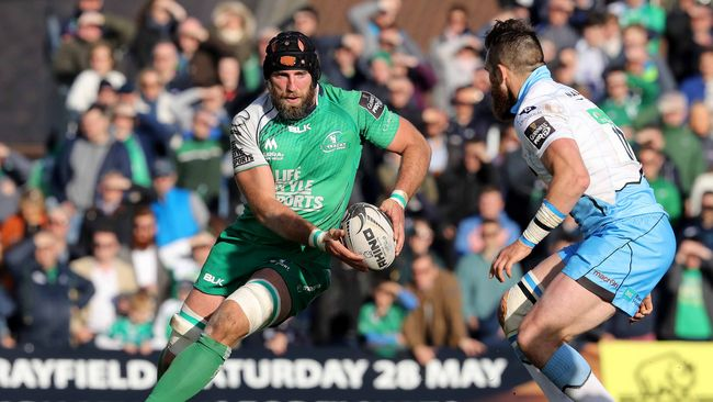 Connacht Are Unchanged For PRO12 Final