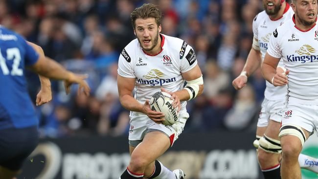 McCloskey Signs Contract Extension With Ulster