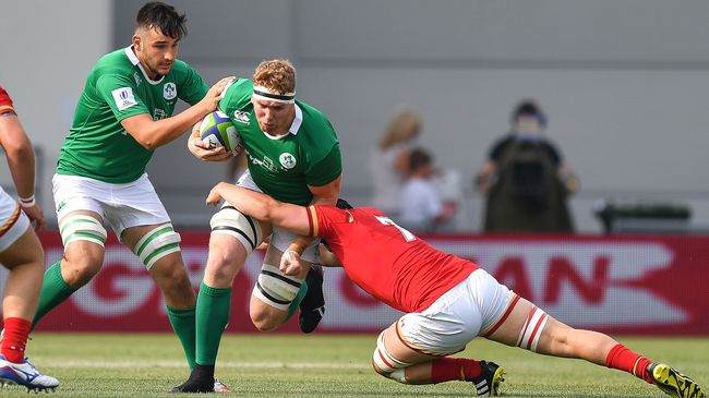 Ireland U-20 Quartet Join Connacht Academy
