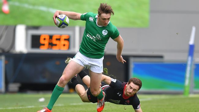 Ireland Men's Sevens Squad Named For Portugal Camp