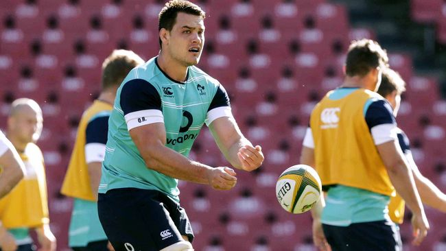 Roux Added To Ireland Summer Tour Squad
