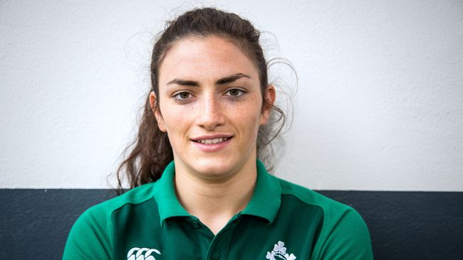 Irish Rugby TV: Lucy Mulhall Relishing Olympic Challenge In UCD