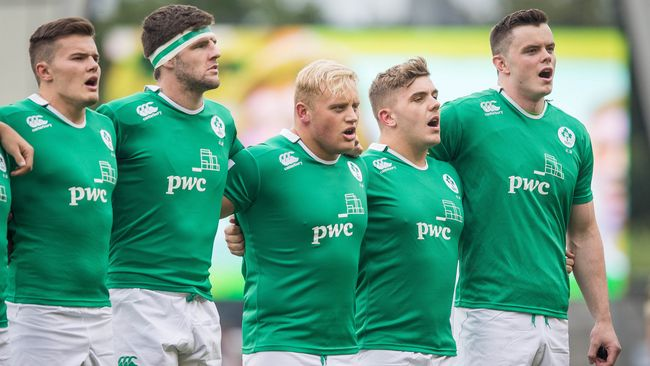 In Pics: Ireland Under-20s' World Championship Campaign