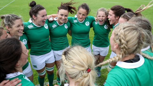 Ireland Women Retain Sevens World Series Place