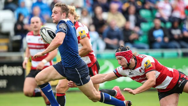 Leinster Pick Up Second Pre-Season Victory