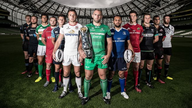 GUINNESS To Continue As PRO12 Sponsors For Another Four Years