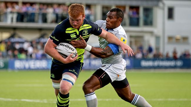 Leinster 'A' Ready For Back-To-Back Scarlets Clashes