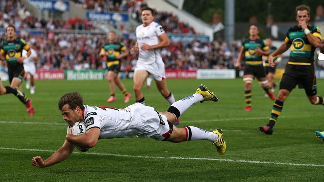 Ulster Add Northampton Fixture To Pre-Season Schedule