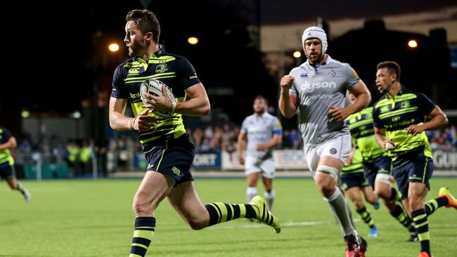 Leinster Lose To Bath In Lively Contest
