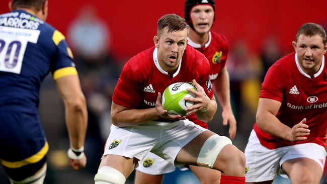 Foley Leads Strong Munster 'A' Line-Up