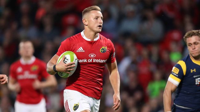 Munster Hand First Start To Centre Bohane