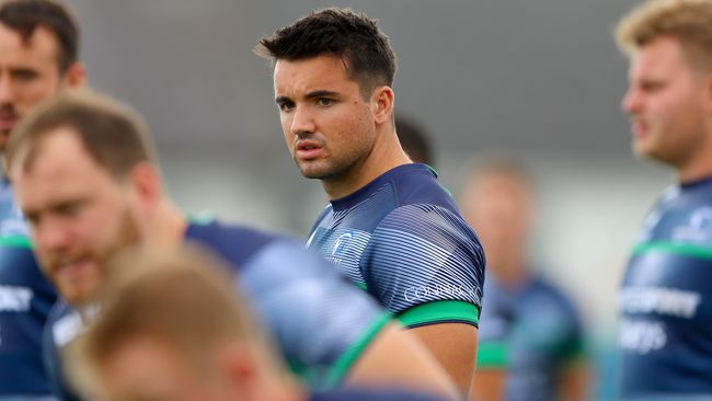 Kelleher Set For Connacht Debut Against Glasgow